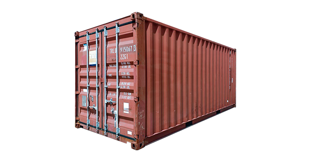 20' Standard Container - IICL-5