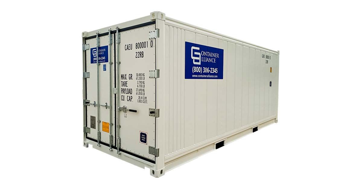 20' Insulated Container - Refurbished